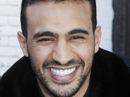 The 35-year old son of father (?) and mother(?) Badr Hari in 2020 photo. Badr Hari earned a 1 million dollar salary - leaving the net worth at 5 million in 2020