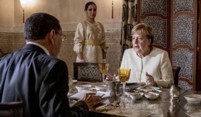 Deutschland opfert Spanien für Marokko